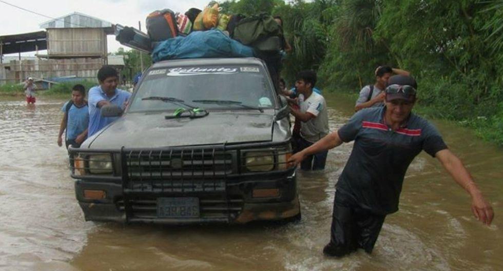 Lluvias en todo el Perú afectaron a más de medio millón de personas, advierte COEN