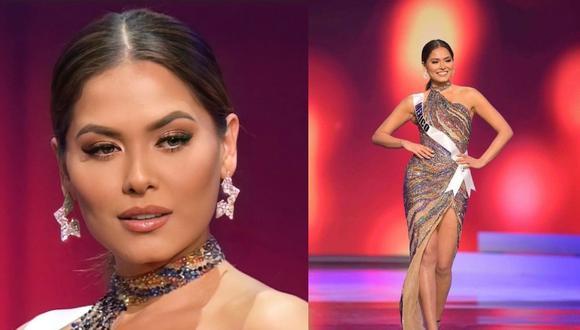 Andrea Meza de México se quedó con la corona del Miss Universo. (Redes sociales)