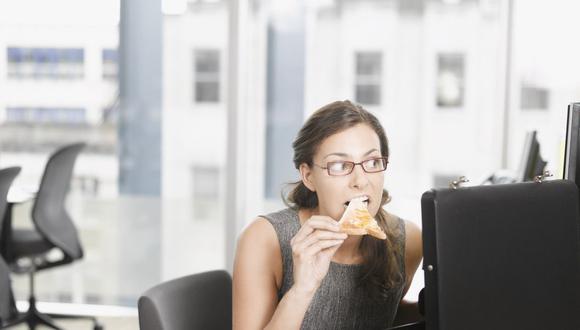 Comer por ansiedad, ¡no!