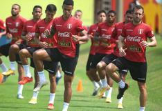 Selección Peruana: Arrancaron los entrenamientos para fecha de Eliminatorias de marzo