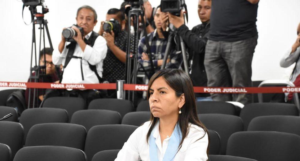 """Abogada de Keiko Fujimori señaló que el Ministerio Público no """"ha corroborado nada"""" contra su defendida. (Foto: Poder Judicial)"""