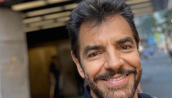 """Actor Eugenio Derbez fue edecán del programa de """"Chabelo"""".  (Foto: Eugenio Derbez / Instagram)"""