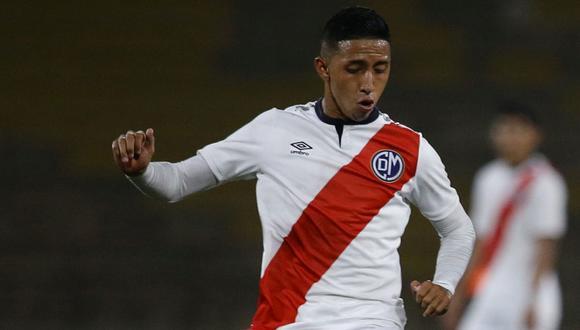 Rodrigo Vilca se integrará al Newcastle de Inglaterra desde el 1 de octubre. (Foto: Jesús Saucedo / GEC)
