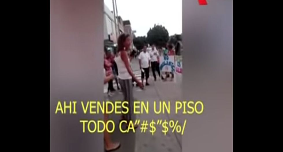 Discriminan al palestino en San Juan de Miraflores