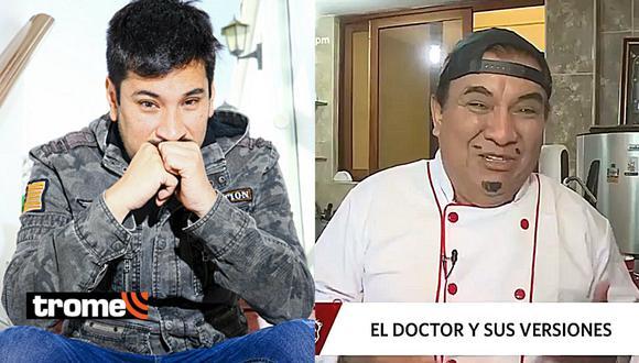 Aldo Miyashiro pide disculpas tras críticas por emitir parodia de Manolo Rojas como cocinero de chifa