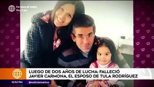 Falleció Javier Carmona después de dos años en estado vegetativo