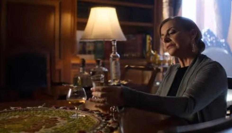 "Netflix lanzó el tráiler de ""Monarca"", serie de la actriz mexicana Salma Hayek. (Imagen: Captura YouTube)"