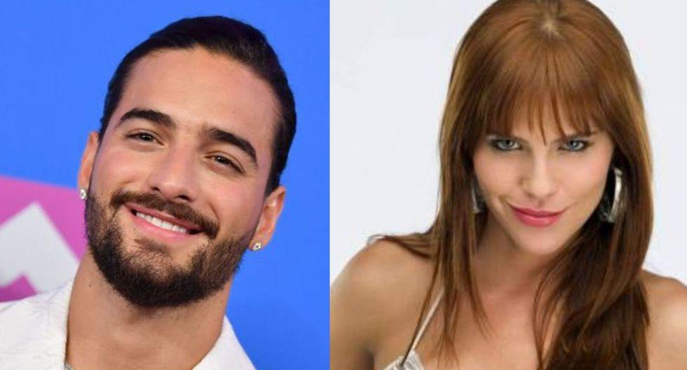 """Maluma es el """"pretty boy"""" y cuando tenía 18 años se enamoró de María Fernanda Yepes, pero la actriz lo rechazó (Foto: Instagram)"""