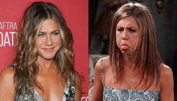 "Jennifer Aniston revela lo difícil que fue apartarse de su personaje de Rachel Green en ""Friends"": ""Luché conmigo misma"". (Foto: AFP/CBS"