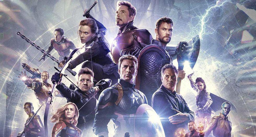 8. List of Marvel Cinematic Universe films, 21.4 millones de visitas. (Marvel)