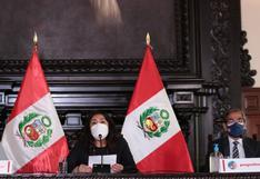 Gobierno brindará conferencia de prensa este viernes para informar sobre medidas aplicadas durante la pandemia