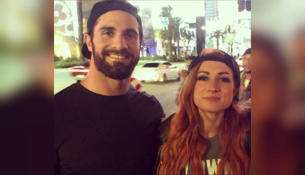 Becky y Rollins podrían salir de WrestleMania como campeones de WWE Monday Night RAW. (WWE)