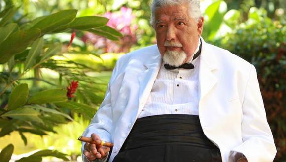 El actor mexicano nacido en Saltillo, Coahuila de Zaragoza el 15 de junio de 1934, falleció a los 82 años en Puerto Vallarta, Jalisco. (Foto: Antena 3)