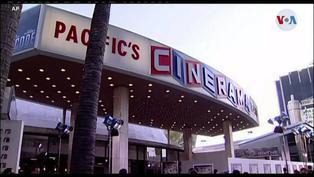 Coronavirus propicia otro golpe a industria de Hollywood con cierre de cadenas de cine en California