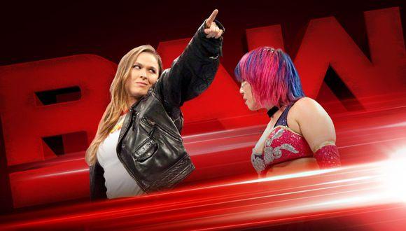 Ronda Rousey. (WWE)