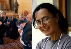 Duelo por la misionera Nadia De Munari
