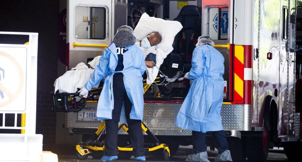 Estados Unidos supera los 200.000 fallecidos por coronavirus