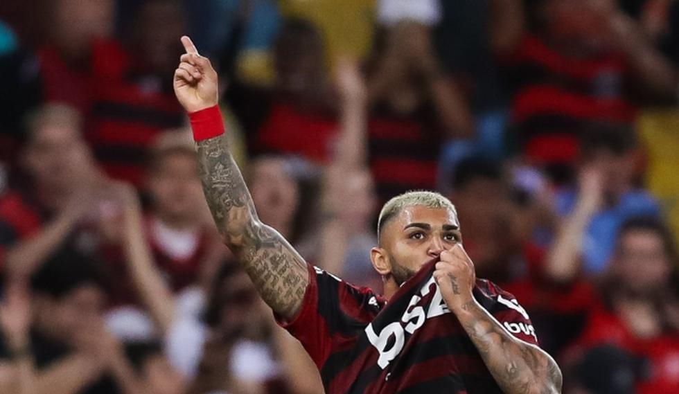 Flamengo clasificó a la final de la Copa Libertadores tras golear 5-0 a Gremio. (Foto: Agencias)