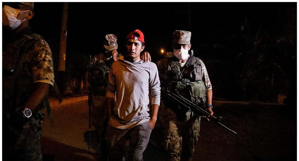 Más de 33 mil detenidos a nivel nacional desde el inicio de la cuarentena.