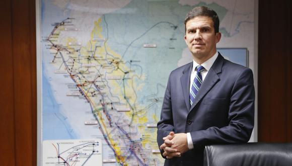 Luis Miguel Incháustegui ha sido viceministro de Minas en el 2018, durante la gestión del ex ministro Francisco Ísmodes. (Foto: GEC)