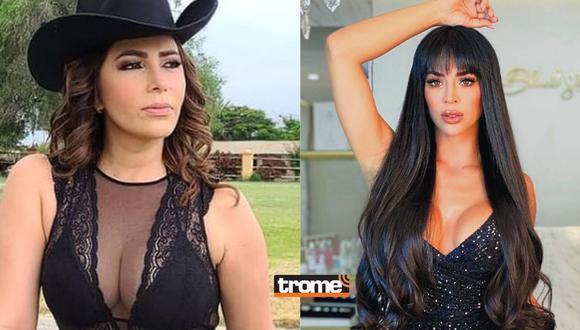 Milena Zárate asegura que Sheyla Rojas no es madre
