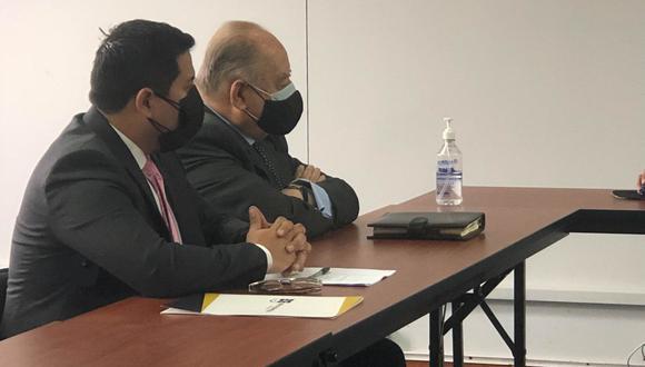 Ántero Flores Aráoz es uno de los investigados por los presuntos delitos de abuso de autoridad, homicidio doloso y lesiones graves en un contexto de violación de derechos humanos. (Foto: Ministerio Público)