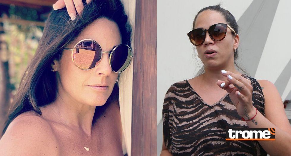 Rebeca Escribens le manda indirecta a  Melissa Klug