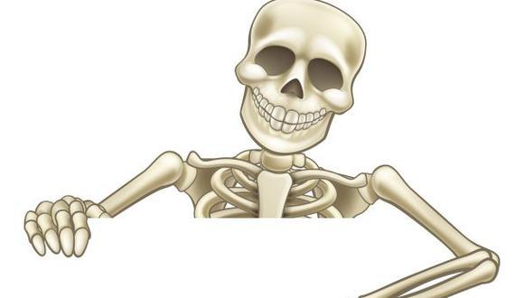 De qué están hechos nuestros huesos.