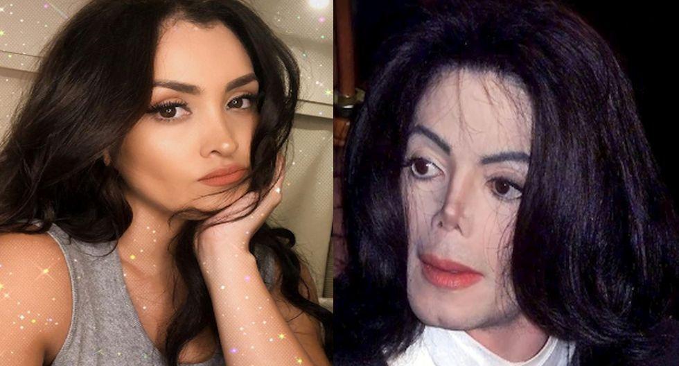 Michelle Soifer contó que encaró a el 'Zorro Zupe', por haberle dicho muchas veces que era como Michael Jackson