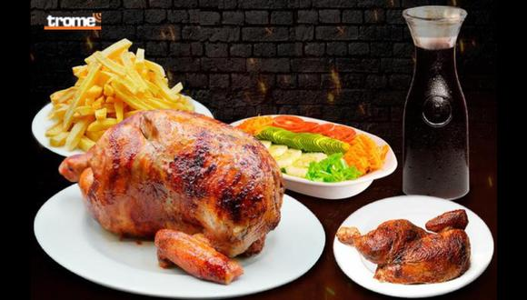Las pollerías son el rubro gastronómico que más ha resistido a la crisis. Este domingo Perú celebra el Día del Pollo a la Brasa. (Trome)