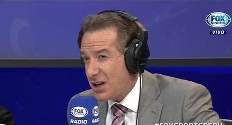 Fox Sports: Eddie Fleischman anunció final del programa deportivo y operaciones en el Perú