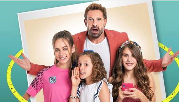 """""""Soltero con hijas"""" llegó a su final y mostró el desenlace de la familia Paz Contreras y para la villana Masha (Foto: Televisa)"""