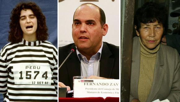 Fernando Zavala habló sobre la pronta excarcelación de dos integrantes de Sendero Luminoso