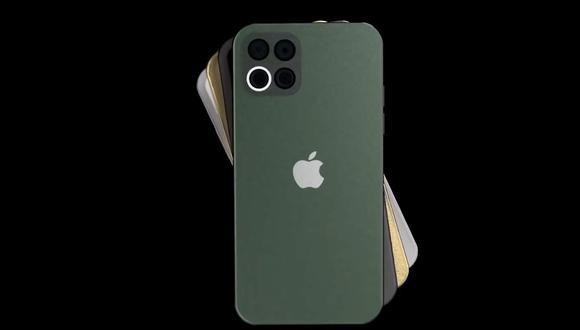 ¿Qué tan real será este trailer sobre un iPhone 12? Así podría lucir el celular de Apple el próximo año. (Foto: YouTube)