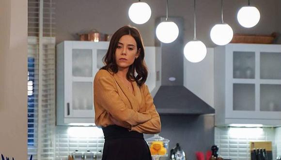 """Cansu Dere como Asya Yılmaz, la protagonista de """"Infiel"""". (Foto: Med Yapim)"""