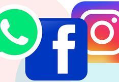 WhatsApp, Instagram y Facebook: Usuarios reportan caída mundial de las aplicaciones
