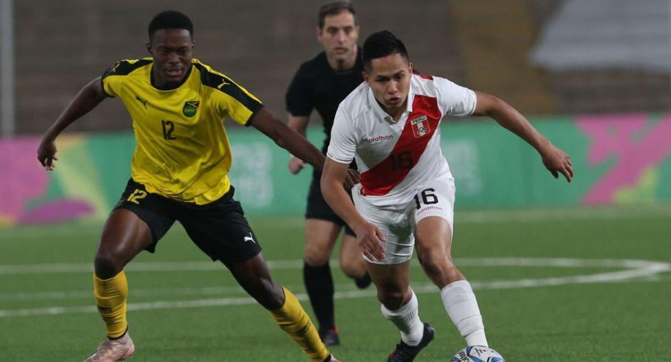 Perú vs. Jamaica: Partido por los Panamericanos (Fotos: Violeta Ayasta | GEC)