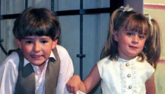 Carlitos y Lisette fueron los hijitos de Paola y Carlos Daniel Bracho en La usurpadora. Los niños lograron ganarse el cariño de los televidentes (Foto: Televisa)