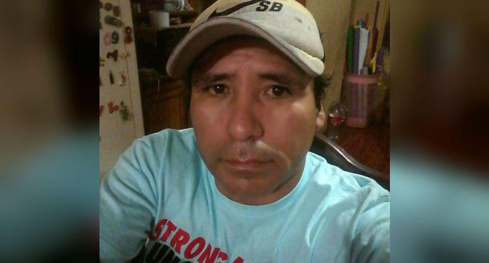 César Augusto Alva Mendoza, presunto asesino de Jimenita en San Juan de Lurigancho.