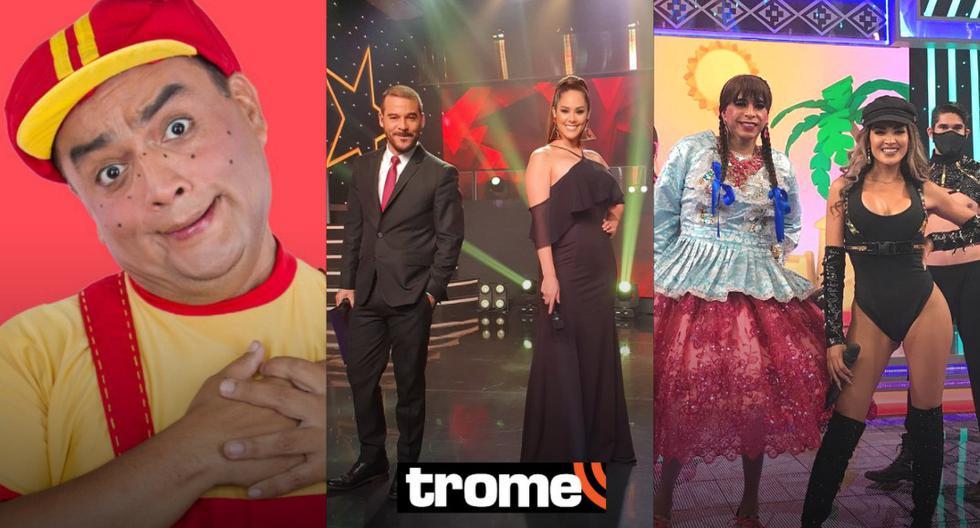 'JB' derrotó a 'Yo Soy' y a la Chola Chabuca: Programa cómico lideró rating del sábado 13 de marzo