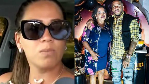 Melissa Klug y Doña Charo Guadalupe mantienen una disputa legal por el régimen de visita de los hijos de Jefferson Farfán | TROME