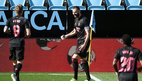 Karin Benzema ya es leyenda en el Real Madrid y va a la caza de Di Stéfano