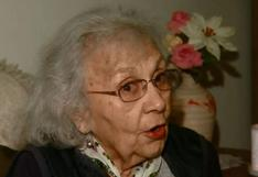 Anciana de 88 años que iba a ser violada detuvo a su agresor con un simple comentario[VIDEO y FOTOS]