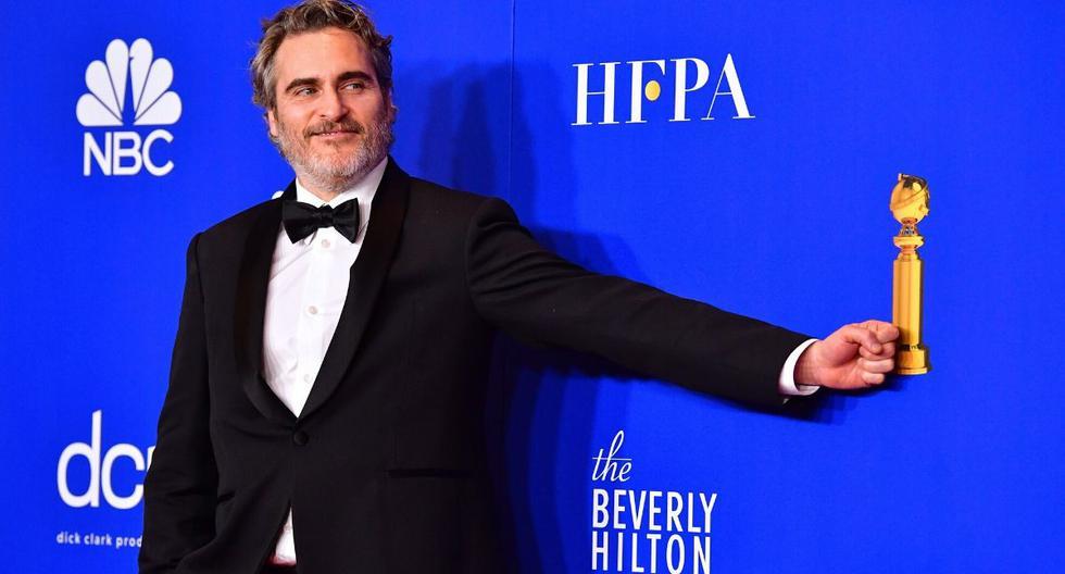 Fue la diseñadora Stella McCartney quien dio la noticia que Joaquin Phoenix solo usará un esmoquin para evitar generar más residuos.  (Foto: AFP)