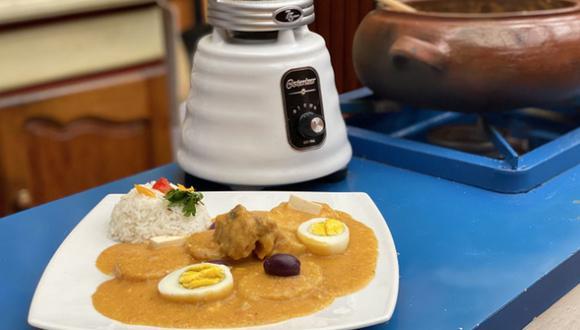 El ají de gallina es un clásico peruano y el popular cocinero revela cómo prepararlo.  (Foto: Don Pedrito)