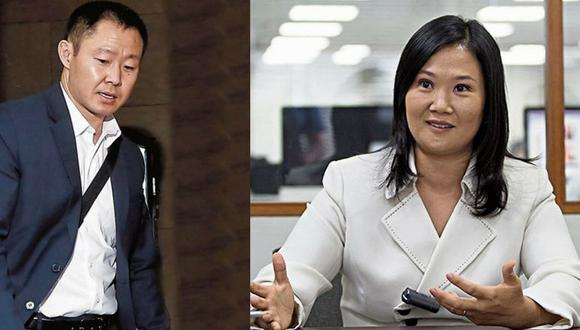 Kenji Fujimori 'blinda' a su hermana Keiko Fujimori ante el Ministerio Público
