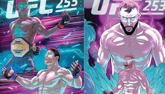 Una nueva jornada en la isla de las peleas comenzará con Israel Adesnaya vs. Paulo 'Borrachinha'. (Imagen: UFC)