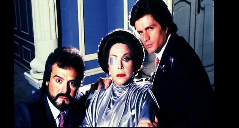 La primera temporada de 'Cuna de Lobos' llegará en 2019 (Fotos: Televisa)