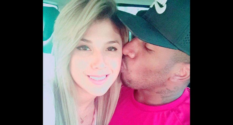 Jefferson Farfán y Yahaira Plasencia viajaron a Brasil y se encontrarán con Alondra García y Paolo Guerrero.