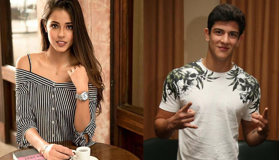 Emilio Jaime, el mejor amigo de Austin Palao, estaría 'echándole maicito' a Luciana Fuster